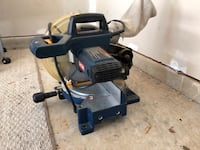 Black and gray miter saw Arlington