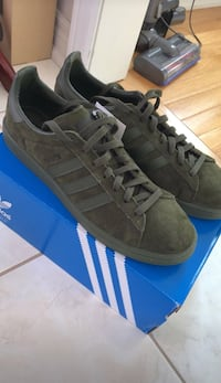 Adidas Campus Shoes Men's Size 11. New in box Whitchurch-Stouffville, L4A