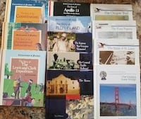 Cornerstones of Freedom 12 Book Lot SAINTLOUIS