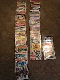 Comics marvel ages Columbia Heights, 55421