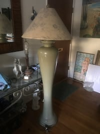 Antique standing lamp Santa Barbara, 93103