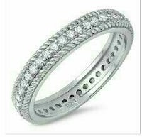 Beautiful 925 sterling silver band