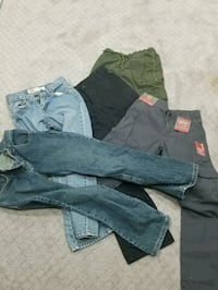 Boys jeans/pants most NEVER worn  Gaithersburg, 20878
