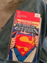 Superman stamps Richmond Hill, L4C 0H6