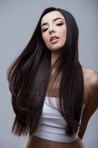 Fusion. Tape in. Micro link. Hair extension services Toronto, M6H 2H8