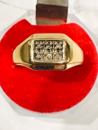 Gents gold rings Fort Erie, L2A