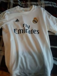 Adidas Real Madrid kit home