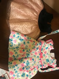 Girl size 24 months dresses