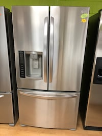 Stainless Steel LG French Door Refrigerator  Woodbridge, 22191