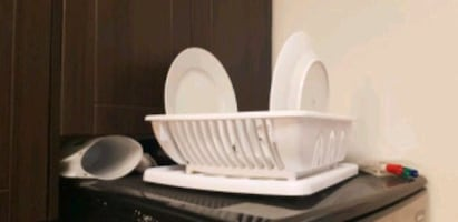 Large dish rack