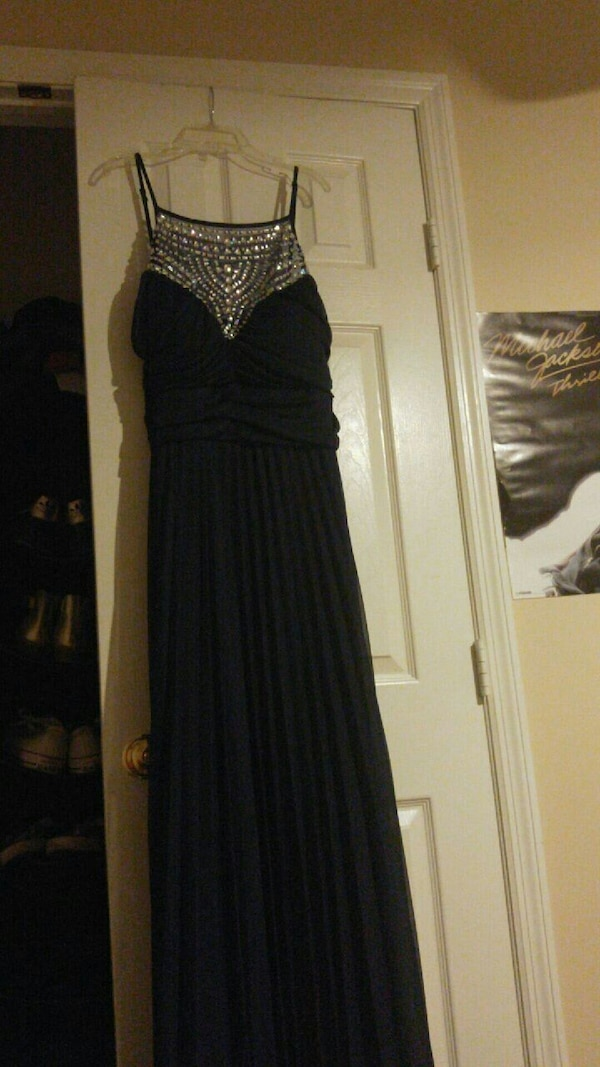 b2eee3ccf61 Used Blue prom dress for sale in Indianapolis - letgo