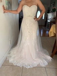 Stella York 6341 Wedding Dress Milpitas, 95035