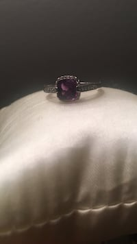 Amethyst Ring - Size 8 Atlanta, 30345