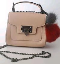 Leather Crossbody Purse Montreal, H8N