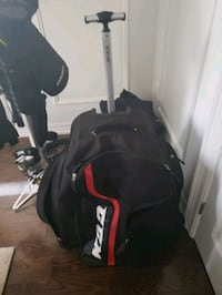 CCM 290 Wheel Hockey Backpack - 18 Inch   Whitchurch-Stouffville, L4A 0V8