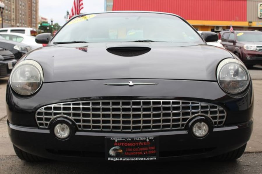 2003 Ford Thunderbird for sale a01fe423-84db-4138-a8ac-b601f70b167e