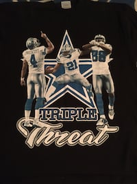 Dallas Cowboys shirt Jurupa Valley, 91752