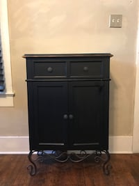 black wooden cabinet with drawer Baton Rouge, 70816