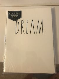 Rae Dunn Dream/ creat journal notebooks  Columbia, 21044