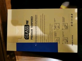 Huawei P20 Screen Protector Tempered glass!!