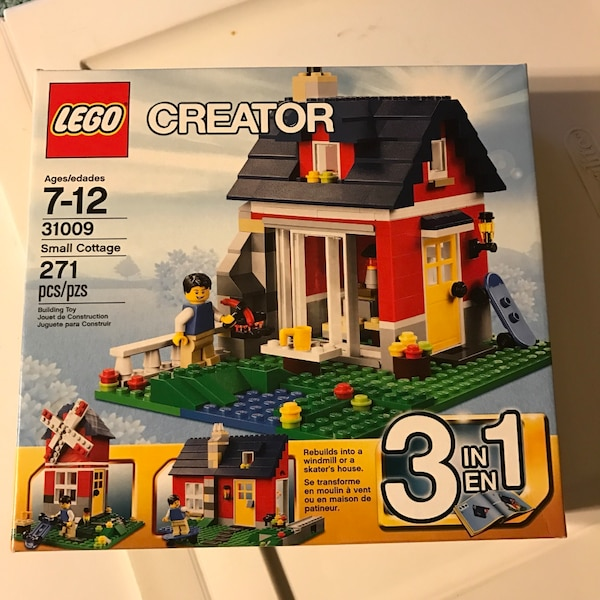 Used Lego Creator 31009 Box For Sale In Las Vegas Letgo