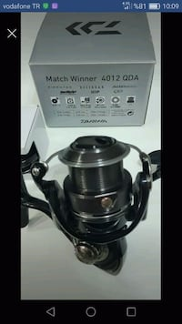 Daiwa match winner 4012 Akasya Mahallesi, 31030