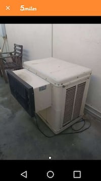 white and black air conditioner condenser screenshot