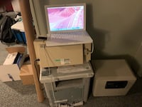 MacBook, laser, deskjet, safe, fax, and file cabinet, widows XP Temple Hills, 20748