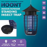 Electric Indoor Bug Zapper and Fly Zapper  Ardmore