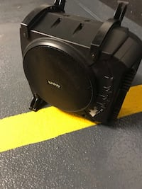 "10"" woofer with cable kit. For car Toronto, M6G"