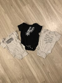 San Antonio NBA Spurs Baby San Antonio, 78251