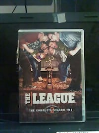 The League season 2 double DVD Fairfax, 22032
