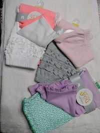 3 Sets of 2 Pairs Pants Mission, 78572