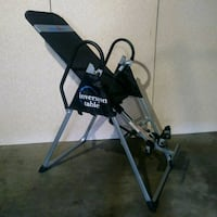 black and gray inversion table Houston, 77040