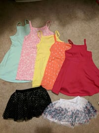 girl's assorted-color dresses Keego Harbor, 48320