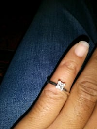 1ct. Diamond ring from Zales Port St. Lucie, 34953