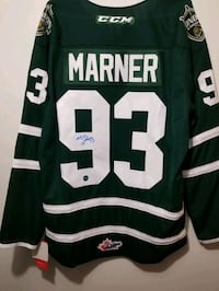 Mitch marner signed Jersey