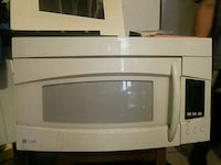 white and gray microwave oven Modesto, 95354