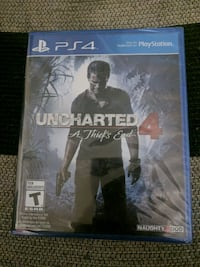 New PS4 Uncharted 4 sealed London, N6B 0A1