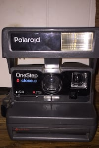 Polaroid Camera OneStep Closeup