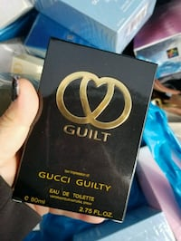 80 ml Gucci Guilty eau de toilette box Gaithersburg, 20877
