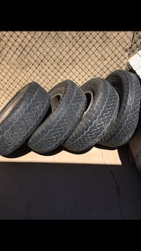 4 tires and rims Gilbert, 85234