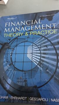 financial management theory & practice book Mississauga, L5A 1J9