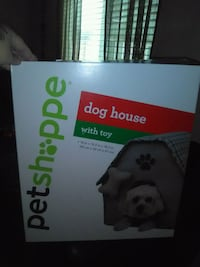NEW DOG HOUSE WITH TOY Fresno, 93727
