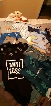 Boys clothing sizes 12mths-24mths
