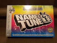 Name that tune? DVD game