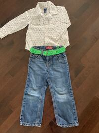 Old Navy Boys Spring/Fall Outfit - Size 3T Richmond Hill, L4E 0C3