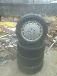 Mercedes Tires 205 65 15 and others Forestville
