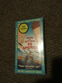 Beavis and Butthead do America VHS Brant, N3L 4B7