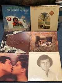 1. Assorted Albums $15 each